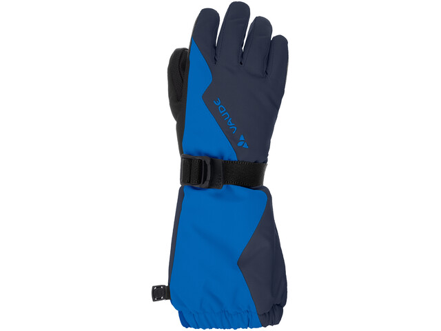 VAUDE Snow Cup Gloves Kinder radiate blue